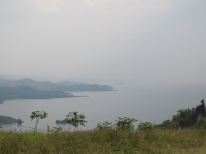 on the hills around lake Kivu 1