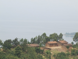 on the hills around lake Kivu 2