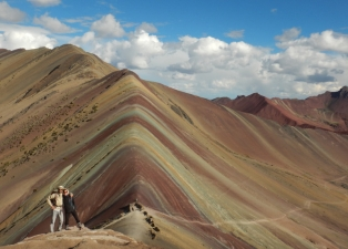 rainbow mountain 2