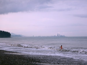 black sea batumi